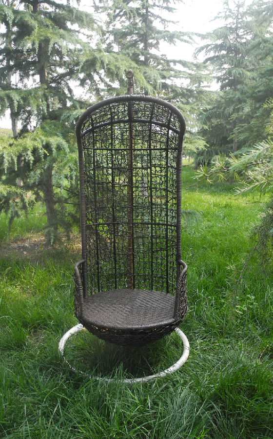Swing Chair Outdoor Hanging Patio Furniture CMAX-CX005
