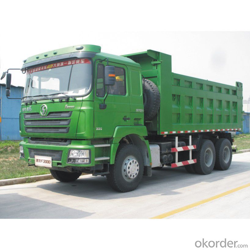 SHACMAN F3000 20 TONS 6X4 336HP DUMP TRUCK(TIPPER)