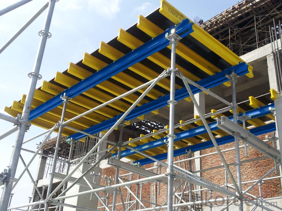 Convenient Ring - Lock Scaffold Formwork For Industrial, Civil Buildings