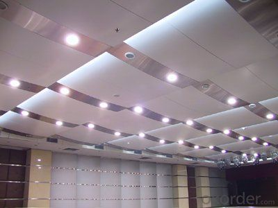 aluminum ceiling1