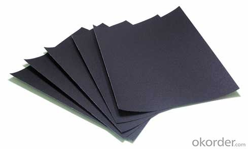 Waterproof Abrasive Sanding Paper From Cnbm;