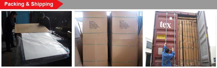 High quality single leaf steel door(YF-S09)