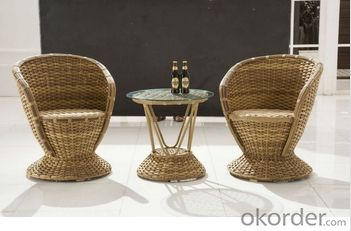 Stylish Garden Wicker/rattan Furnture Sets
