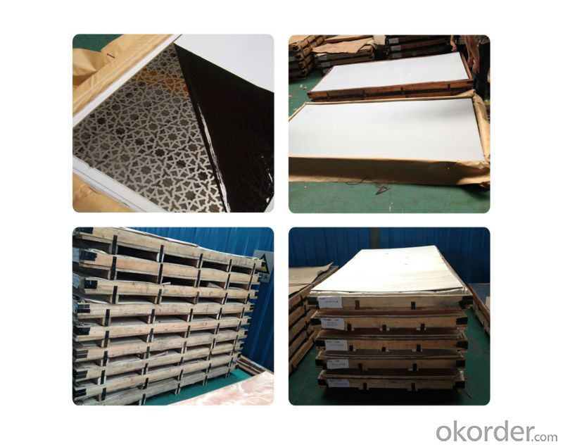 304/316/430/201 stainless steel sheet/plate with best price