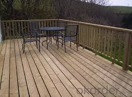 Wood Plastic Composite Decking / WPC Board / wpc decking