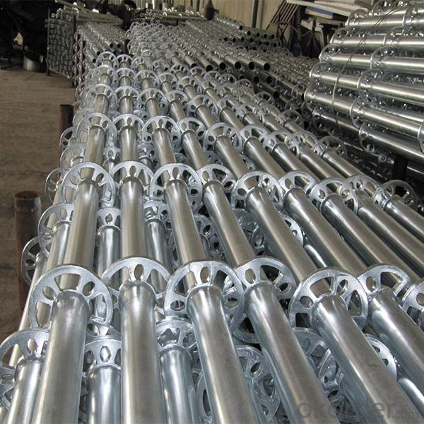 Ringlock Scaffold Q235/345 Steel Galvanized