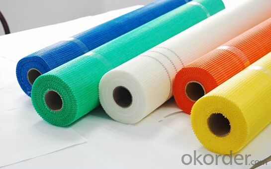 Fiberglass Mesh With High Quality Good Price 160G 5MM*5MM