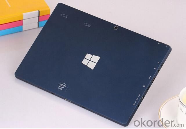 Windows System intel Tablet PC 10.1 inch with standard keypad