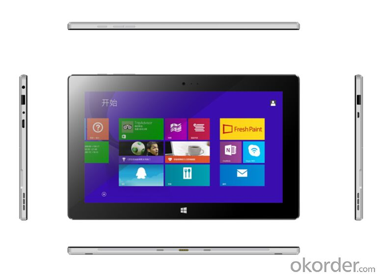 Windows Tablet PC 11.6 inch with Standard Keypad