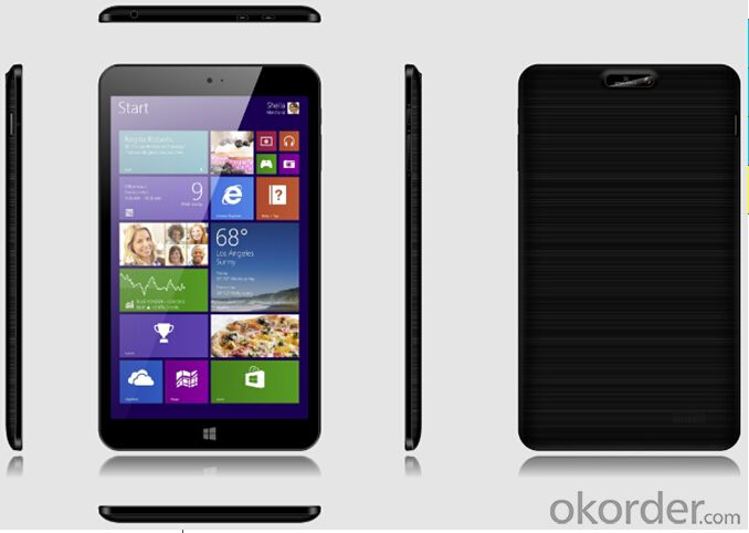 intel Tablet PC Quad core 8 inch 1GB+16GB