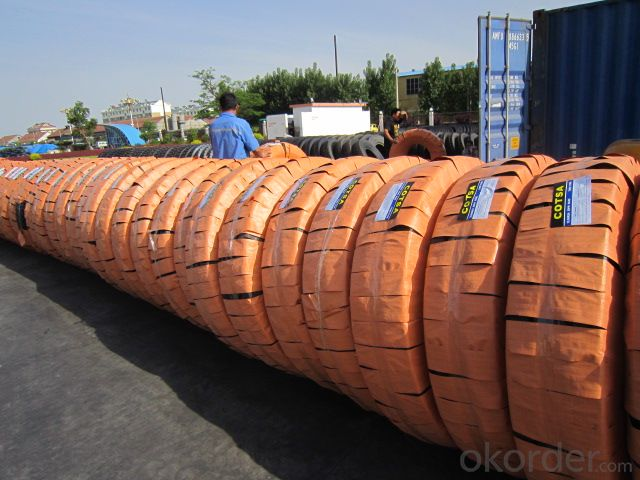 Truck and Bus Radial Tyre Patterns DD910