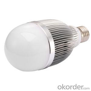 LED Bulb Light  9W, 850Lm, CRI80 incandescent replacement, UL