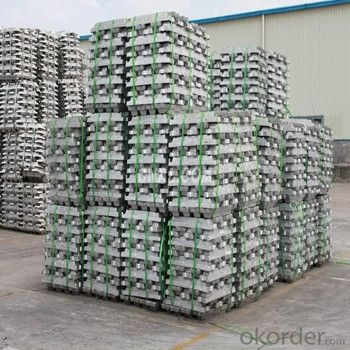 Aluminium Ingot With Good Price and Hot Sale for The Markets