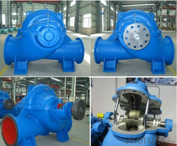Self Priming Centrifugal Water Pump for Irrigation