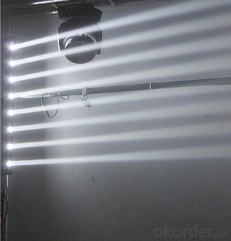 LED beam light