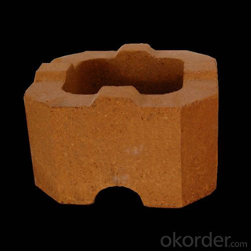 Fireclay BrickUNF42 with High Mechanical Strength