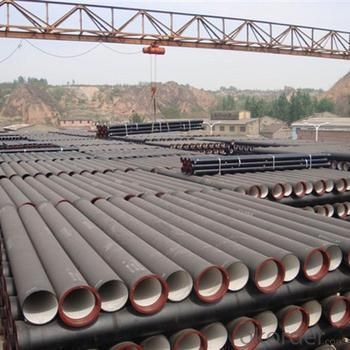 Ductile Iron Pipe Class L10 Low Price Good Quality