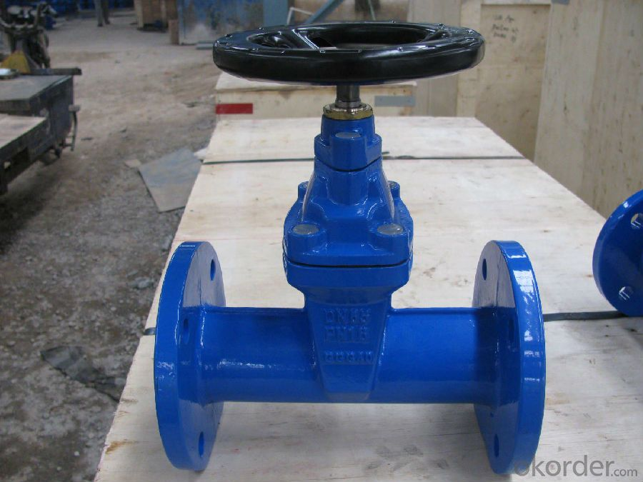 Ductile Iron Gate Valve China manufacturer