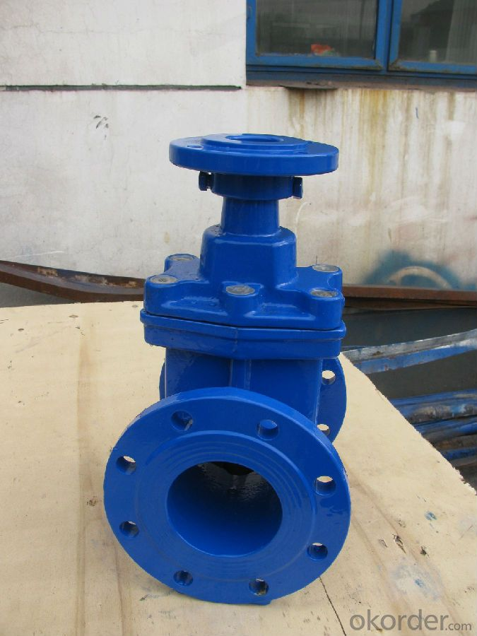 DUCTILE IRON GATE VALVE made in china best price
