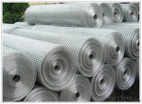 Galvanized Welded Wire Mesh for Building/Construction/Machine Cover