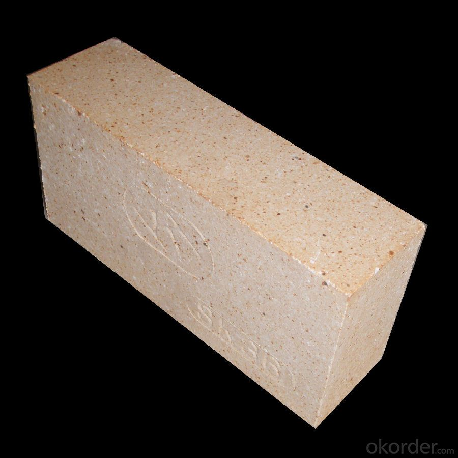 Fireclay Brick Excellent Mechanical Strength High Refractoriness