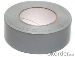 Polyethylene Cloth Tape White Double Sided Custom Made for Packing