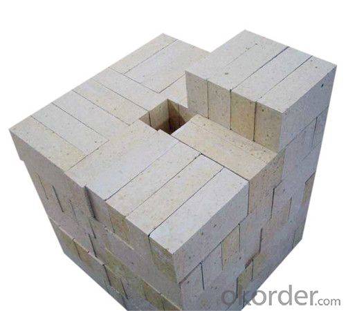 Refractory Brick Grey Excellent Mechanical Strength