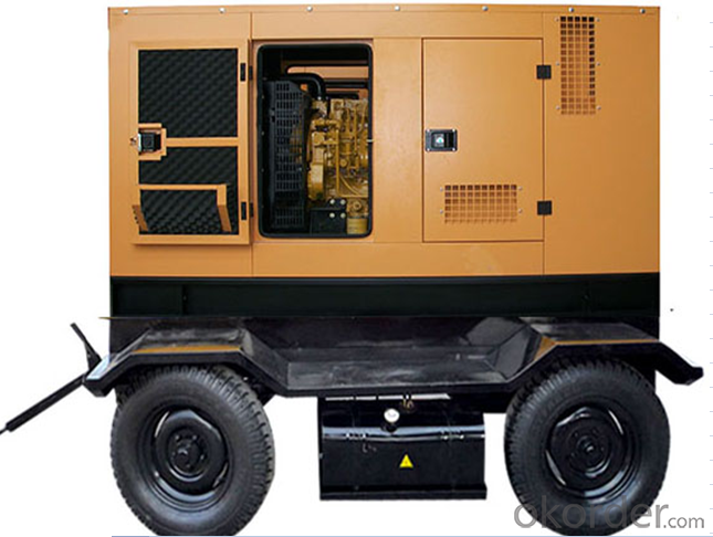 Industry Standby 350Kva Diesel Generator Set for Sale