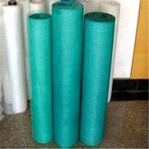 Fiberglass Mesh Used on Reinforcing Floor