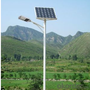 100W Solar Street Light 100w LED Lamp