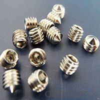 Set Screws Stainless Steel Hexagon Socket Set Screws with Cone Point