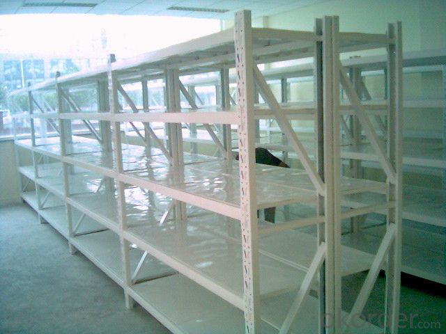 Mediem Sized Pallet rRacking Shelving Systems
