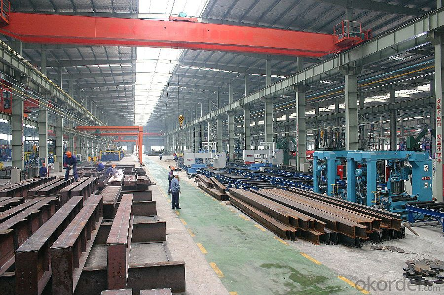 Prefabricated Steel Structure High Building