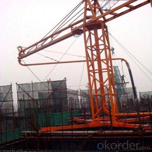 12 Meters Manual Type Concrete Placing Boom