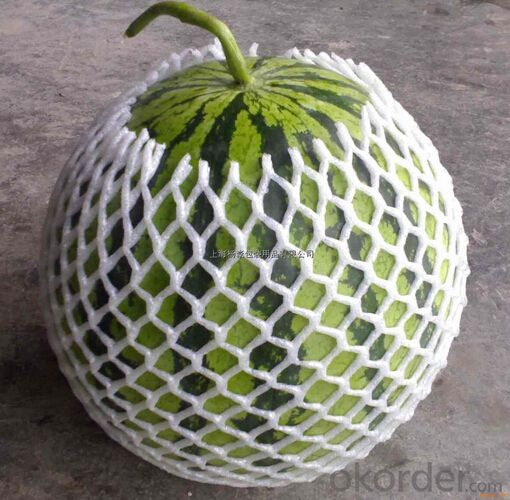 Protect Fresh Fruit Foam Mesh Net for sales