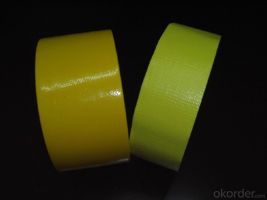 Cloth Tape China Market Best Single Sided from CNBM