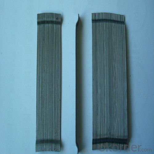 High Strength Guled Steel Fiber for Construction China Manufacturer