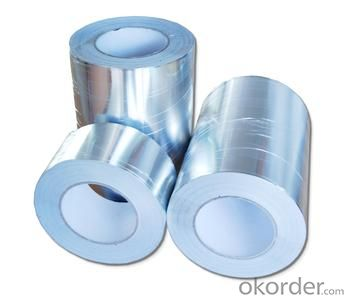 Aluminum Foil Tape for Refrigeration Equipment Cable Self Adhesive