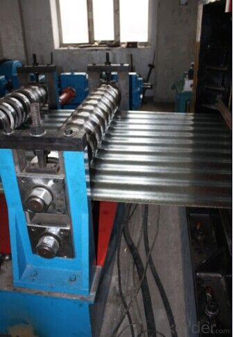 Wall Panel Cold Roll Forming Machines