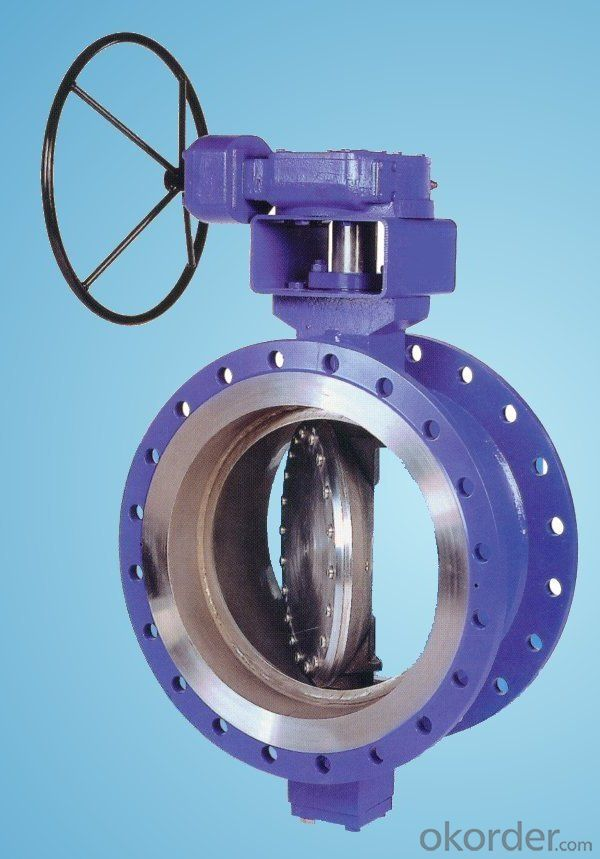 Ductile Iron Butterfly Valve Made In China On Sale