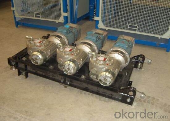 Building Hoist SC100 Middle Speed 0~60m/min