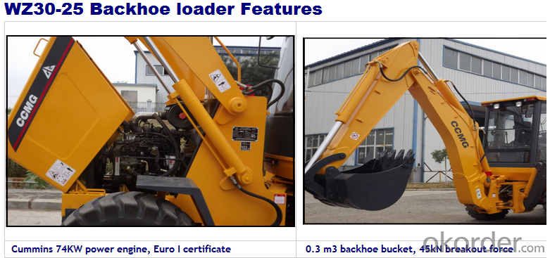 0.3m 3 Hoe Bucket of Excavator WZ30-25 for Sale