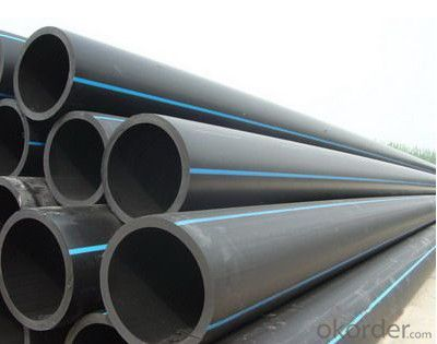 HDPE pipe for water supply PN10 Good Qualityon Sale Made in China