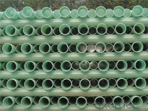 FRP pipe, GRP pipe of High Strengh on Sale Made in China