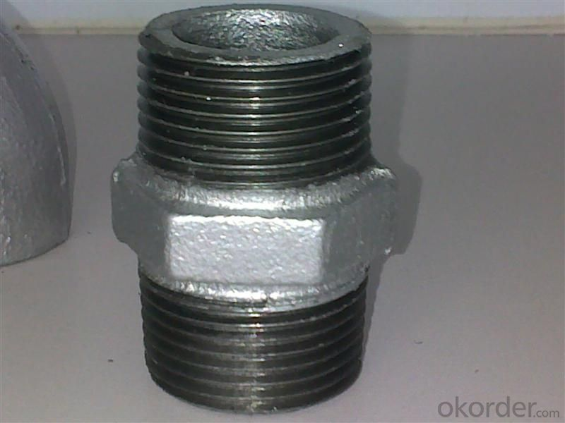 Malleable Iron Fitting Cheap Galvanized  Made In China