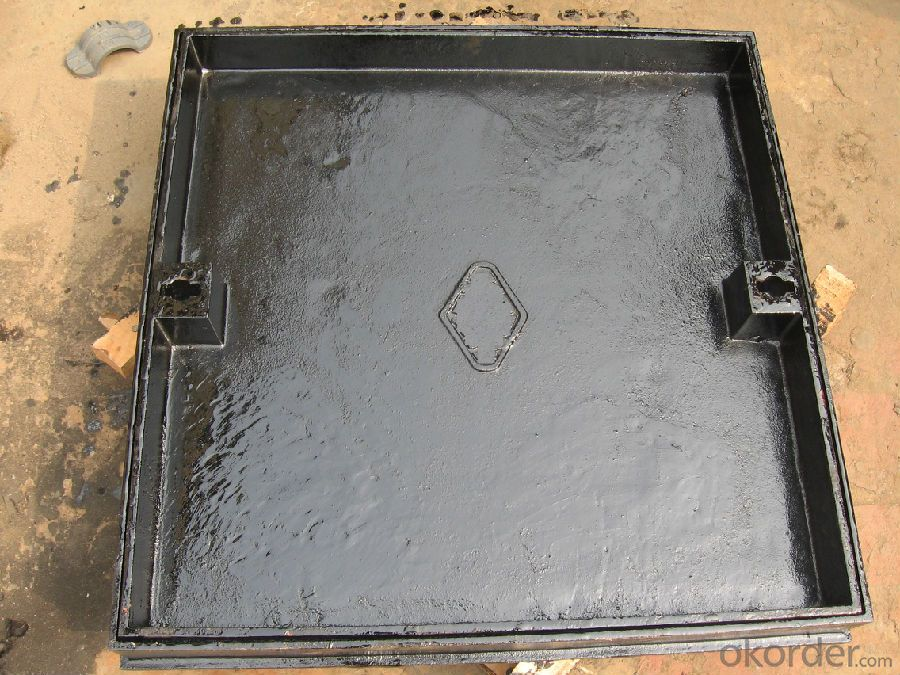 Manhole Cover EV124/380 Made in China on Sale