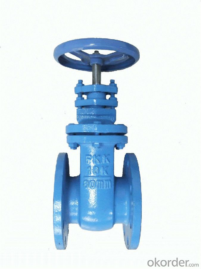 Gate Valve with Price with 50year Old Valve Manufacturer