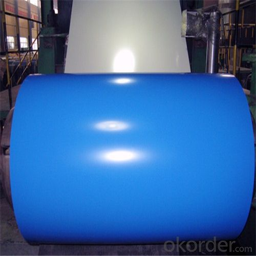 Pre-painted Galvanized Steel Coil Used for Industry with the Attractive Good Price