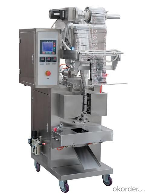 Small Size Sauce Automatic Packaging Machine