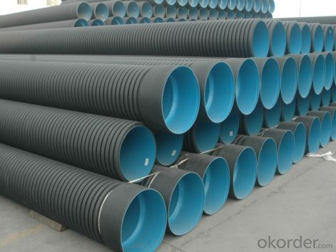 DN110mm PVC Pipe for Water Supply on Sale